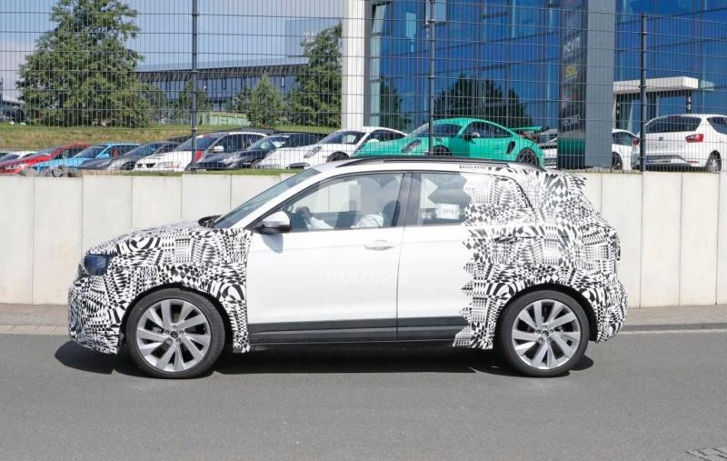 2018 - [Volkswagen] T-Cross - Page 4 Volksw13
