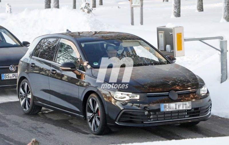 2020 - [Volkswagen] Golf VIII - Page 11 Volksw26