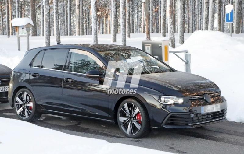 2020 - [Volkswagen] Golf VIII - Page 11 Volksw27
