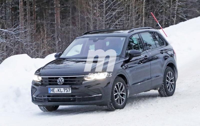 2020 - [Volkswagen] Tiguan II restylé  Volksw41