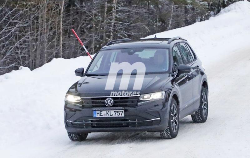 2020 - [Volkswagen] Tiguan II restylé  Volksw42