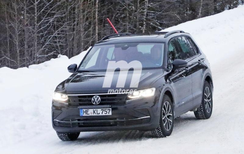 2020 - [Volkswagen] Tiguan II restylé  Volksw43