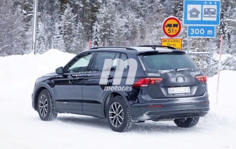 2020 - [Volkswagen] Tiguan II restylé  Volksw48