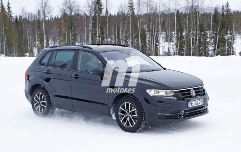 2020 - [Volkswagen] Tiguan II restylé  Volksw50
