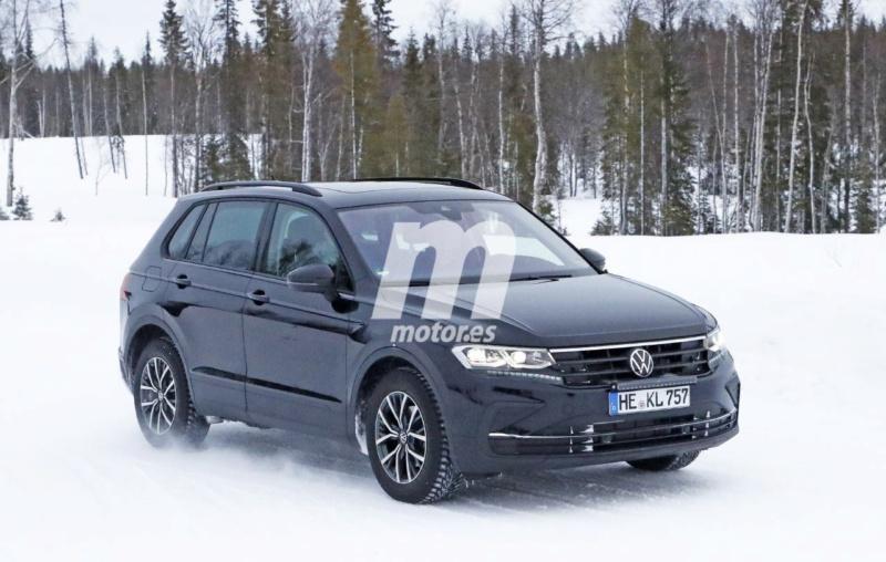 2020 - [Volkswagen] Tiguan II restylé  Volksw51