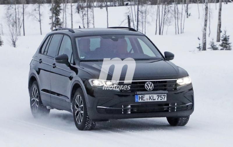 2020 - [Volkswagen] Tiguan II restylé  Volksw52