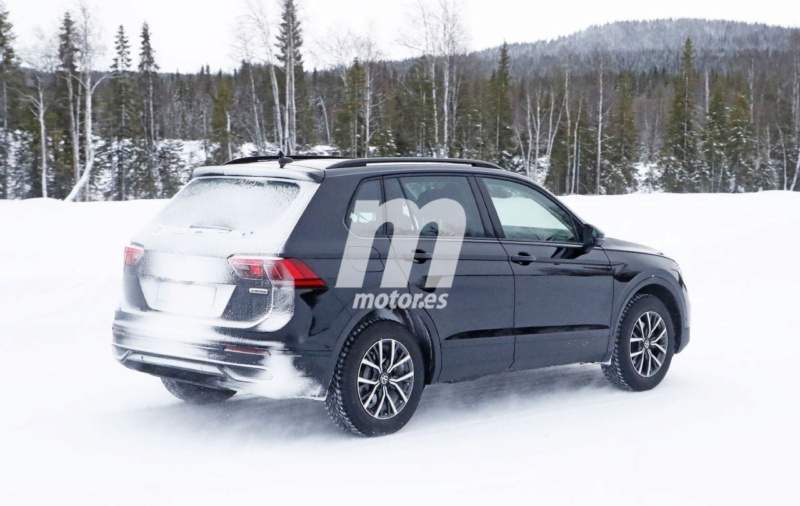 2020 - [Volkswagen] Tiguan II restylé  Volksw54