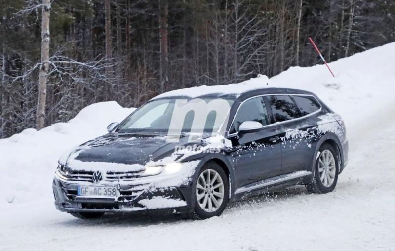 2019 - [Volkswagen] Arteon Shooting Brake - Page 2 Volksw57