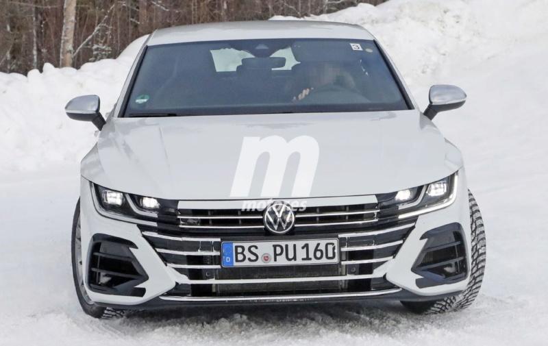 2016 - [Volkswagen] Arteon - Page 12 Volksw64