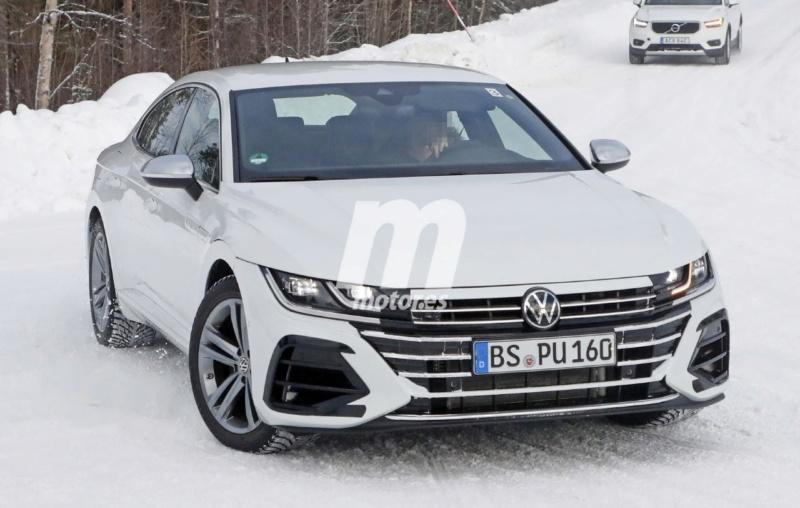 2016 - [Volkswagen] Arteon - Page 12 Volksw65