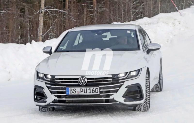 2016 - [Volkswagen] Arteon - Page 12 Volksw66