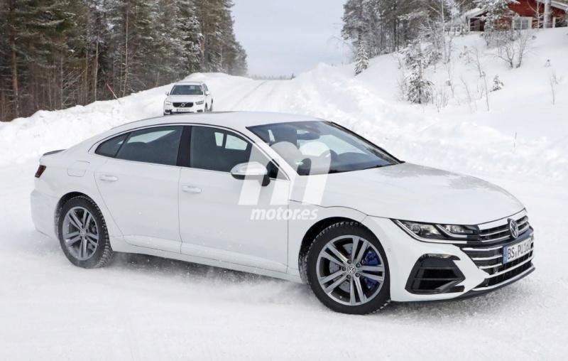 2016 - [Volkswagen] Arteon - Page 12 Volksw67