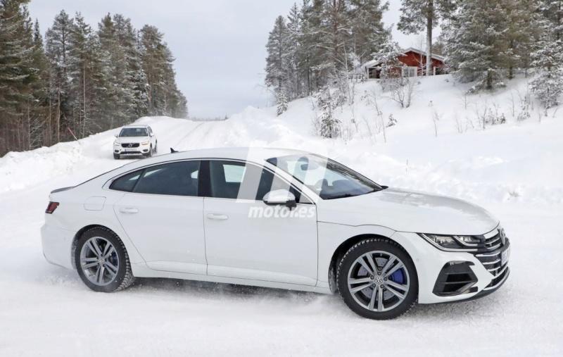 2016 - [Volkswagen] Arteon - Page 12 Volksw68