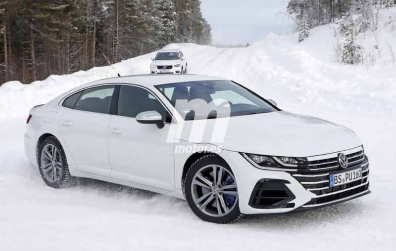 2016 - [Volkswagen] Arteon - Page 12 Volksw69