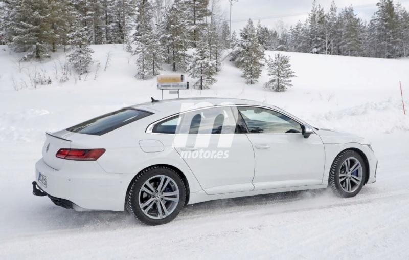 2016 - [Volkswagen] Arteon - Page 12 Volksw72