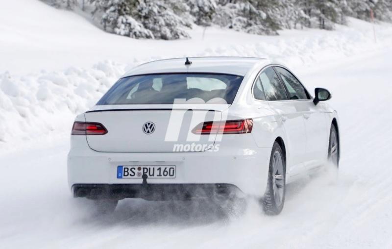 2016 - [Volkswagen] Arteon - Page 12 Volksw73