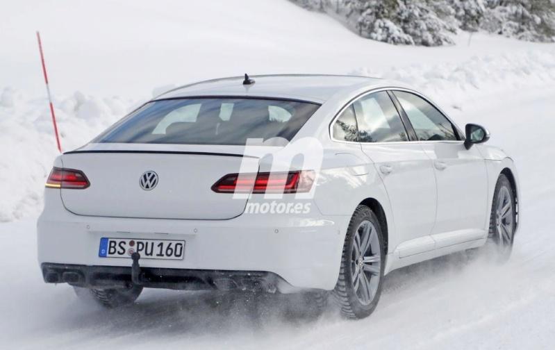 2016 - [Volkswagen] Arteon - Page 12 Volksw74