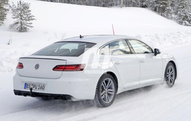 2016 - [Volkswagen] Arteon - Page 12 Volksw75