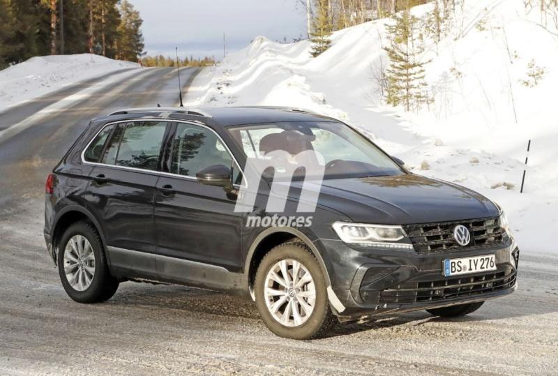 2020 - [Volkswagen] Tiguan II restylé  - Page 2 Volksw77