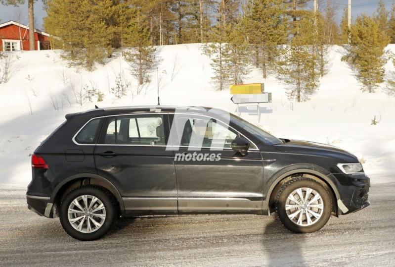 2020 - [Volkswagen] Tiguan II restylé  - Page 2 Volksw80