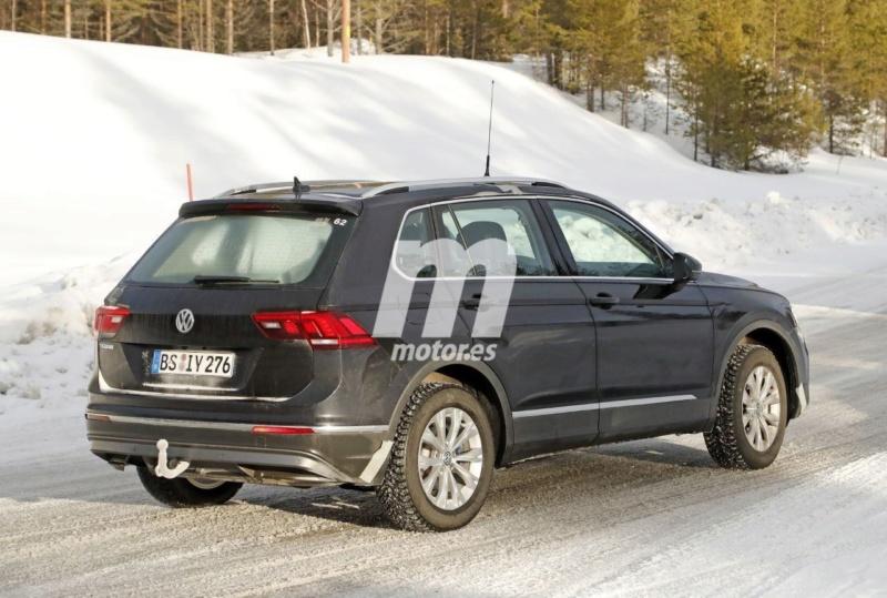 2020 - [Volkswagen] Tiguan II restylé  - Page 2 Volksw81