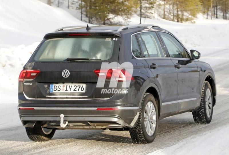 2020 - [Volkswagen] Tiguan II restylé  - Page 2 Volksw82