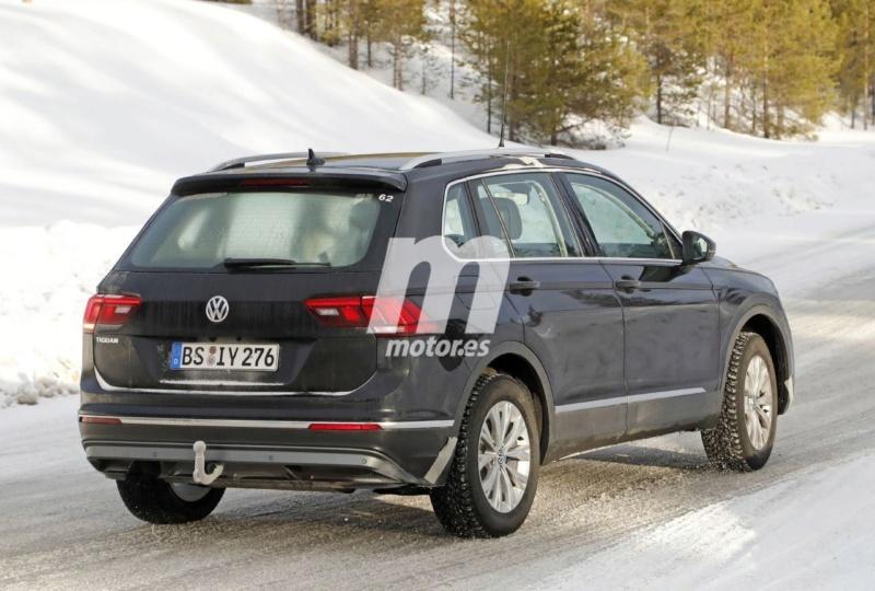 2020 - [Volkswagen] Tiguan II restylé  - Page 2 Volksw83
