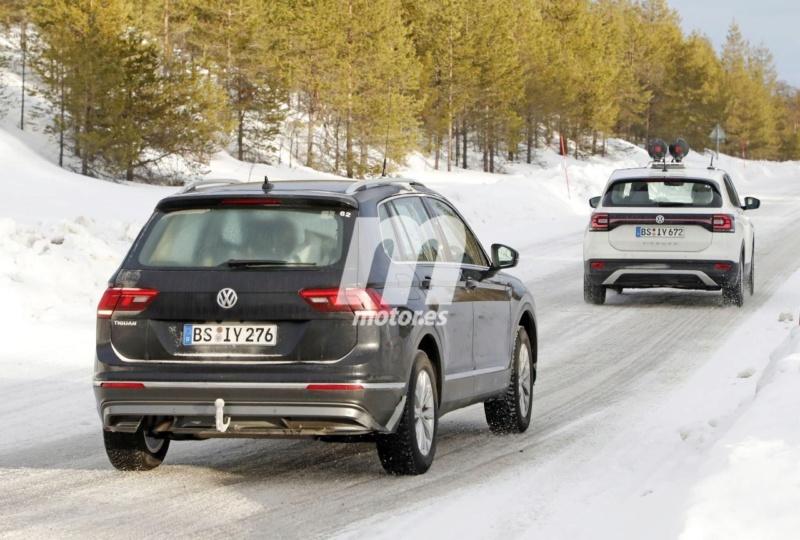 2020 - [Volkswagen] Tiguan II restylé  - Page 2 Volksw84