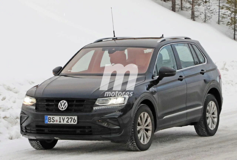 2020 - [Volkswagen] Tiguan II restylé  - Page 2 Volksw85