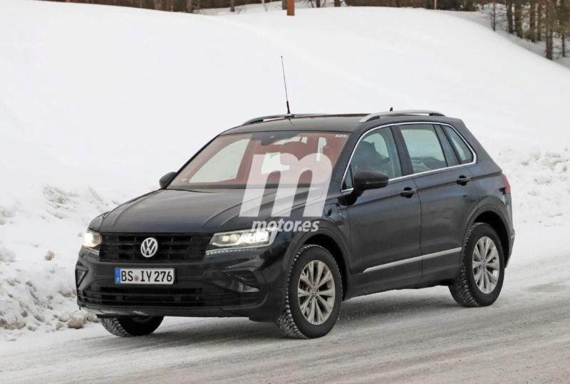 2020 - [Volkswagen] Tiguan II restylé  - Page 2 Volksw86