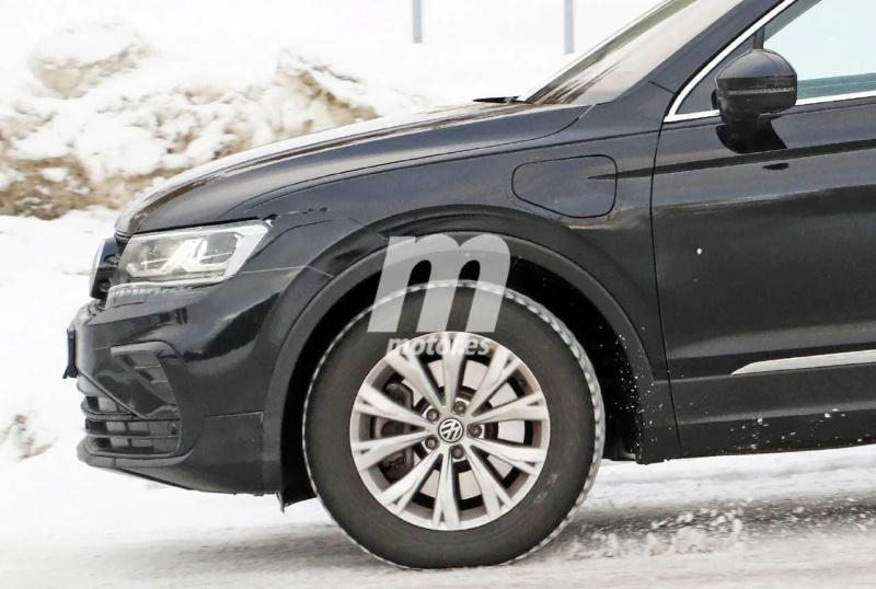 2020 - [Volkswagen] Tiguan II restylé  - Page 2 Volksw90