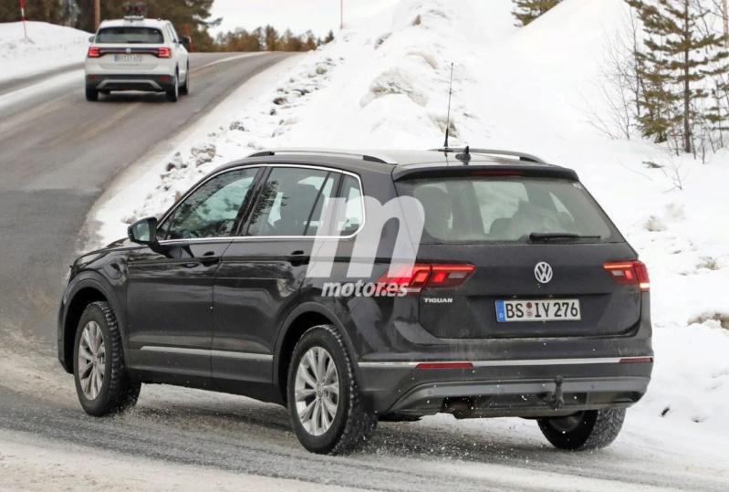 2020 - [Volkswagen] Tiguan II restylé  - Page 2 Volksw93