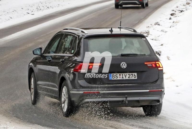 2020 - [Volkswagen] Tiguan II restylé  - Page 2 Volksw94