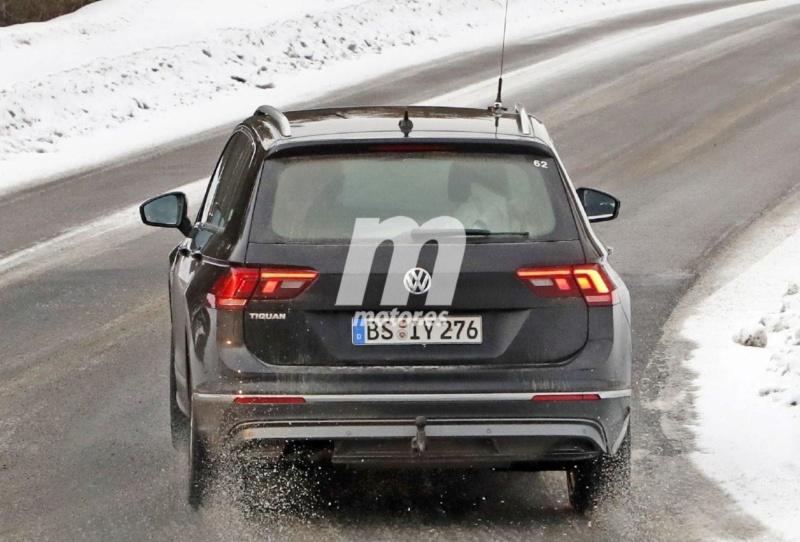 2020 - [Volkswagen] Tiguan II restylé  - Page 2 Volksw95