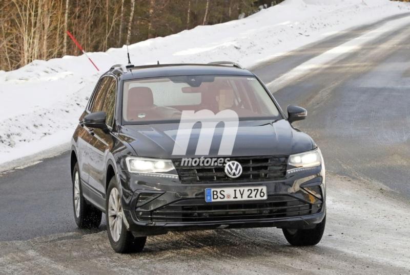 2020 - [Volkswagen] Tiguan II restylé  - Page 2 Volksw96