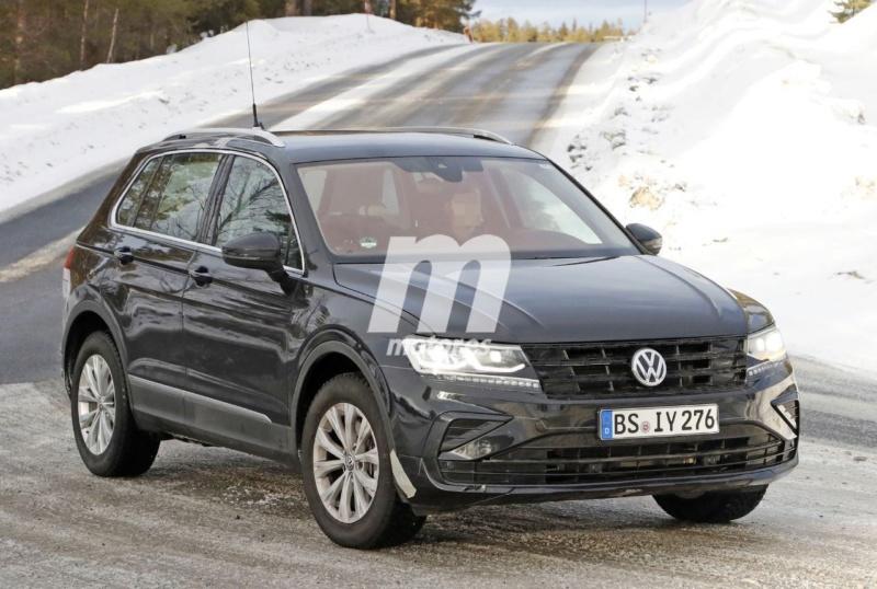 2020 - [Volkswagen] Tiguan II restylé  - Page 2 Volksw97