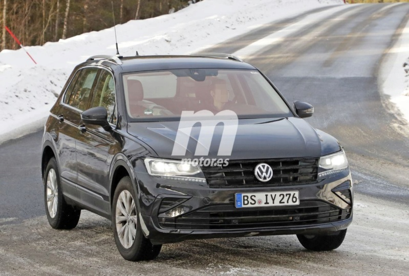 2020 - [Volkswagen] Tiguan II restylé  - Page 2 Volksw98