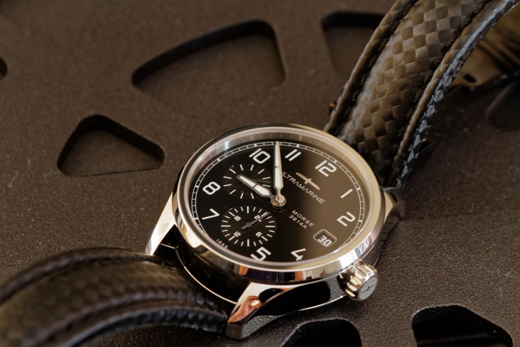 ULTRAMARINE Morse 9141B - Conçue pour ceux qui aiment les vraies montres - Page 21 Img_9910