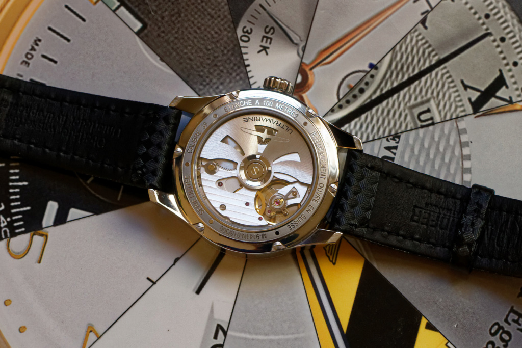 ULTRAMARINE Morse 9141B - Conçue pour ceux qui aiment les vraies montres - Page 21 Img_9917