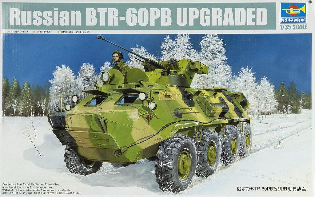 BTR-60 PB UPGRADED [ Trumpeter 1/35 ] Imagep11