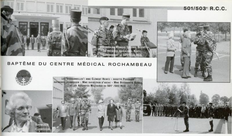 Insigne Rochambeau  Groupe11