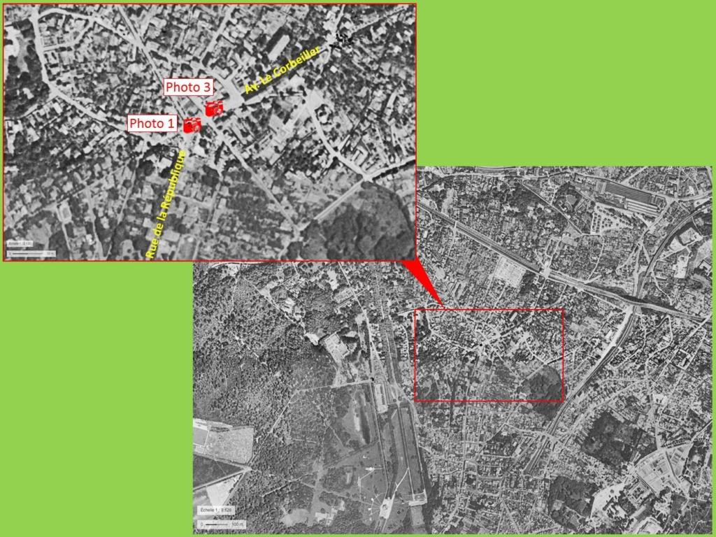 Identification de chars ayant libéré la ville de Meudon. Map_me11