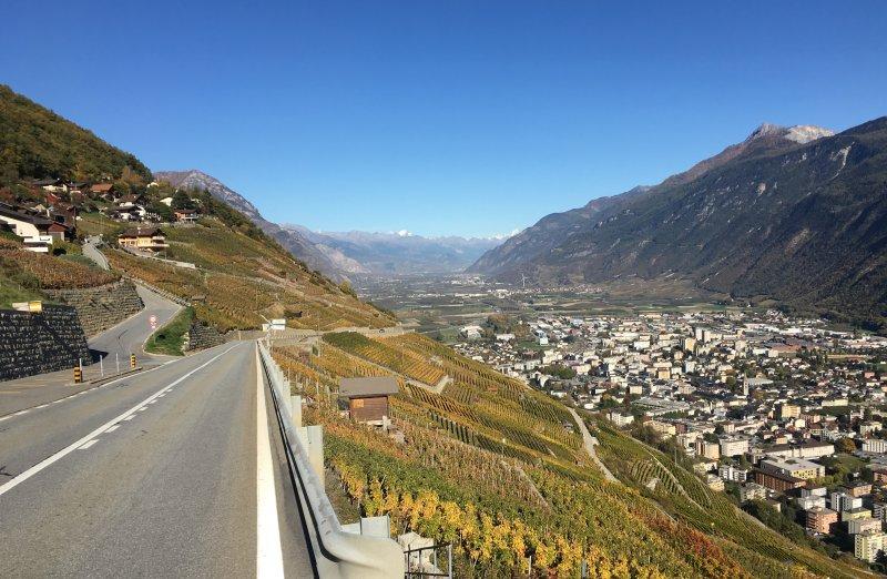 CR DU TOUR DES STATIONS ULTRAFONDO à Martigny (Suisse)... Martig10