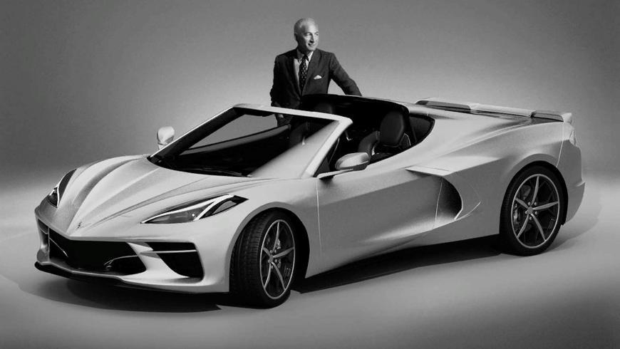 Zora Arkus-Duntov et la Corvette C8 ... Corvet22
