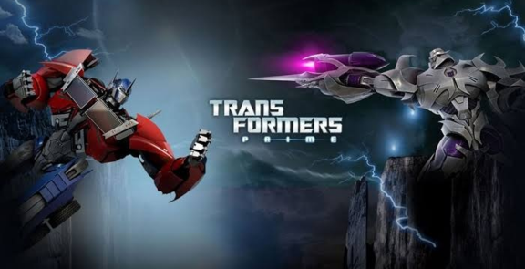 Transformers Prime RPG