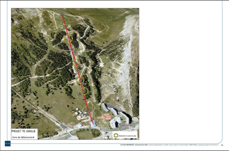 Construction TCD10 de la Daille - Val d'Isère (Espace Killy) 0j10