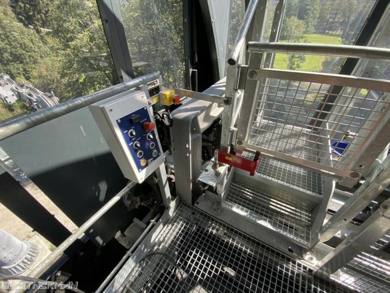 Télécabine débrayable 10 places (TCD10) de la Flégère 1121