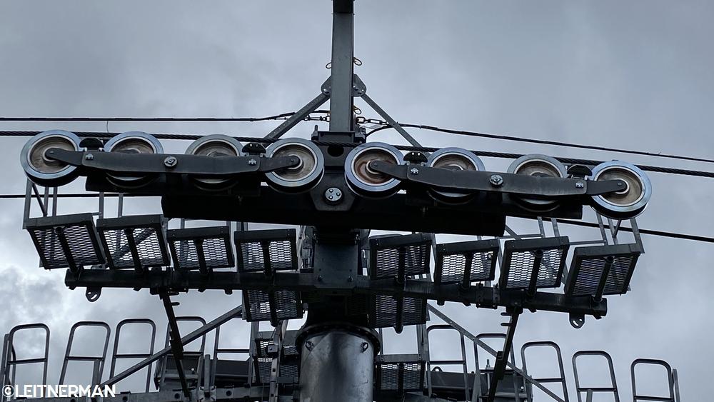 Télésiège débrayable 6 places (TSD6) des Envers - LST 1424
