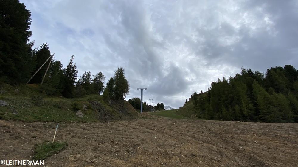 Construction TSD6 Lovatière | La Plagne (Paradiski) 1521
