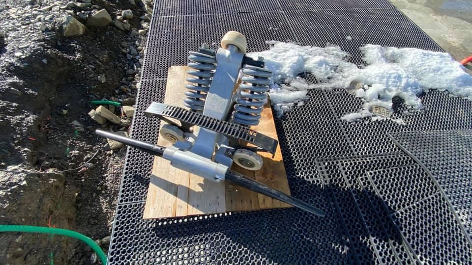 Remplacement télécabine débrayable de Vercland (Saix) - Samoëns 2020